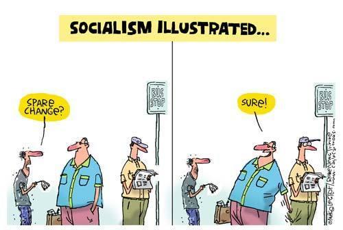Socialism explained