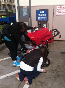 Bubleride Deluxe Baby Stroller