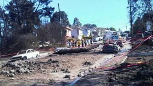 PG&E San Bruno Gas Explosion