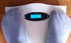 Financial Samurai Weight