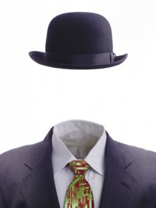 Invisible Man in Boller Hat