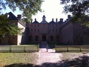 Wren Building College Of William & Mary