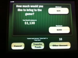 Poker Balance