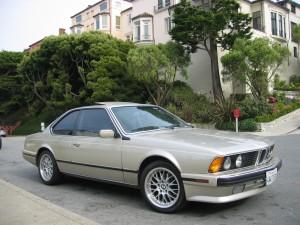 1989 BMW 335i Coupe
