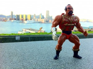 Action Figure In HK