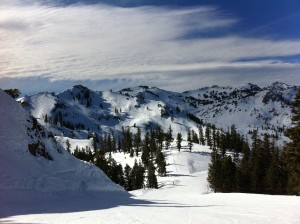 Squaw Valley USA, Lake Tahoe
