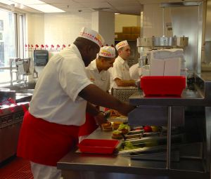 Fast Food Job