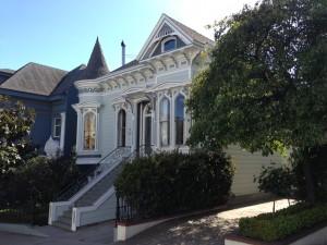 Old San Francisco Victorian