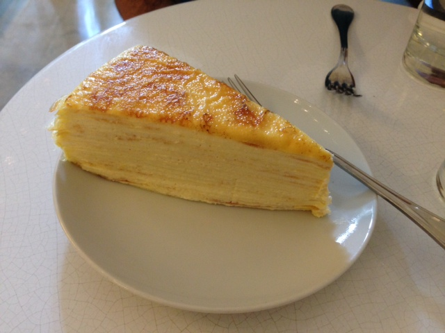 Crepe Cake Lady M