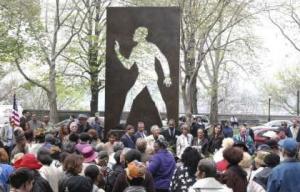 Invisible Man Memorial Ralph Ellison