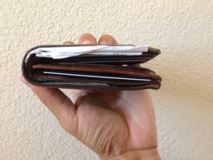 Financial Samurai's Wallet