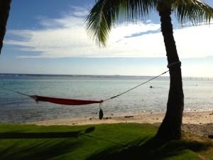 Relaxing In Hawaii