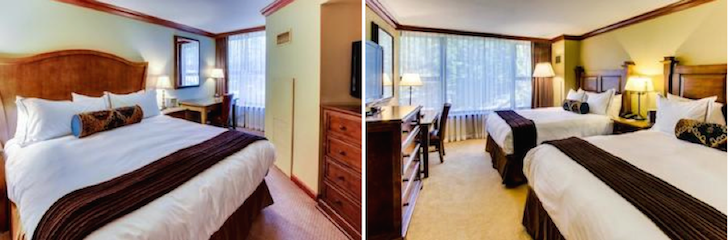 The Resort At Squaw Creek, Lake Taho Rooms