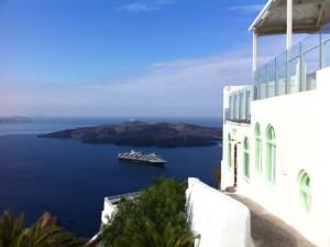 Beautiful Santorini, Greece