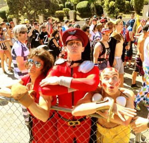 Street Fighter Bay To Breakers