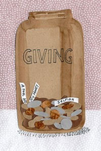 Giving Jar by Colleen Kong