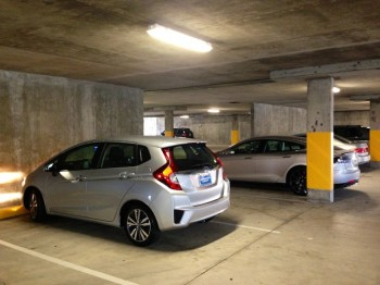 Honda Fit vs. Tesla