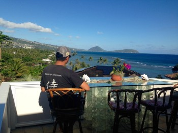 Experiencing Financial Freedom Dream House In Kahala, Oahu, Hawaii