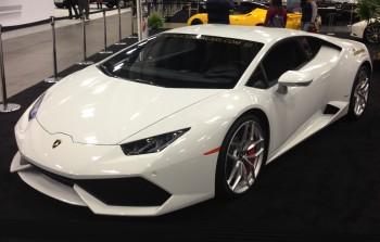 Lambo Huracan For $237,000