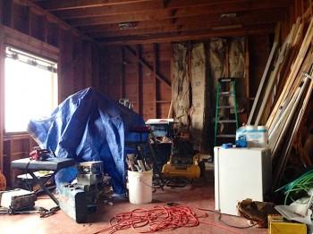 Home Remodeling Gut Job
