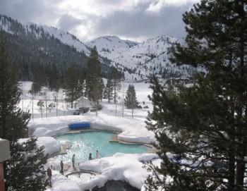 Resort At Squaw Creek Winter