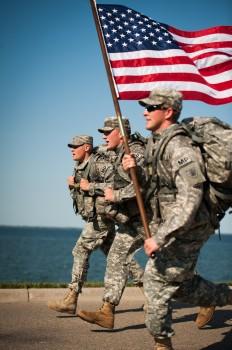 US Military - Fallen Soldier Memorial