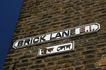 Brick Lane, London by Nordic London Flickr Creative Commons
