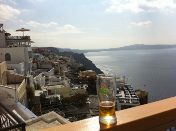 Financial Moves To Make To Get To Santorini