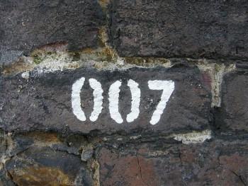 Stocks and James Bond 007 by Marc Tavenier