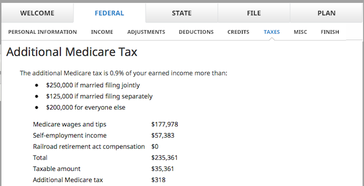 Additional Medicare Tax Rate