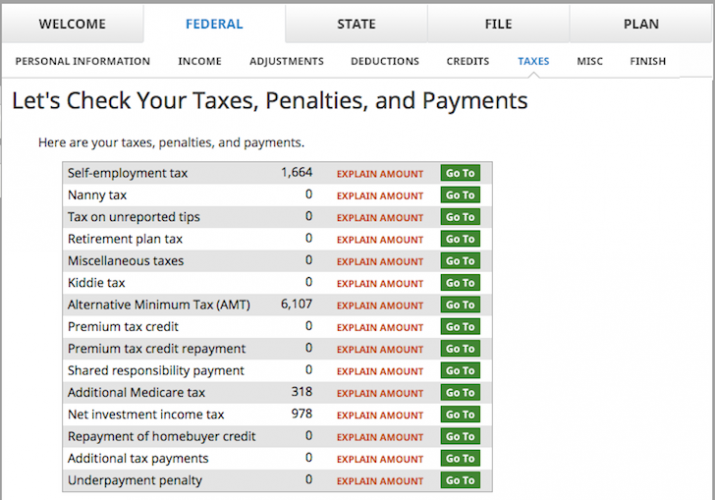 Tax Penalties For Making Too Much: AMT