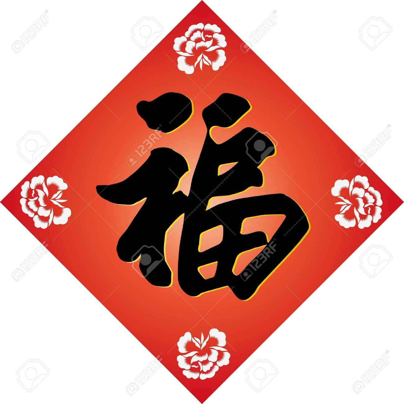 chinese fu festival spring royalty wealth proverb san financial generational security multi couplets vector generations beyond three does create financialsamurai