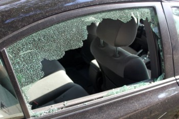 Auto insurance for broken window