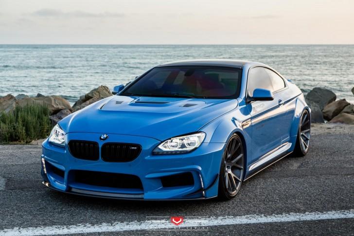 BMW 650i Mid Life Crisis Car