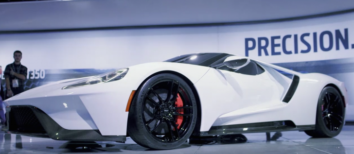 Ford GT SuperCar for Mid-Life Crisis