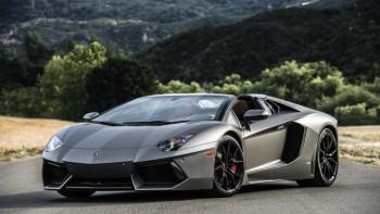 Lamborghini Aventador Mid Life Crisis Car