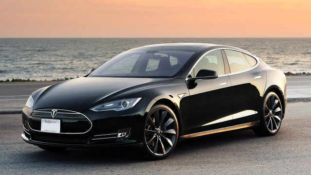 Tesla Model S Mid-Life Crisis Car