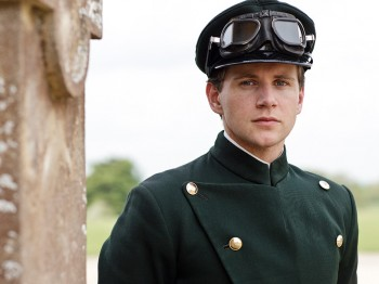 Downton Abbey Marries Rich