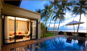 Dream home with pool and view of the ocean