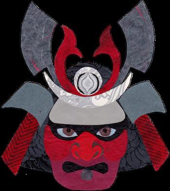 Financial Samurai Mask