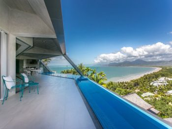 Panoramic Ocean Views Property With Infinity Pool