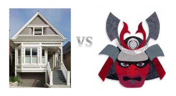 Real Estate Versus Blogging Financial Samurai