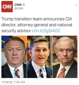 Trump Team All Look The Same Too