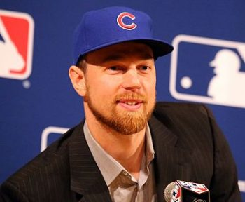 World Series Champ and MVP Ben Zobrist