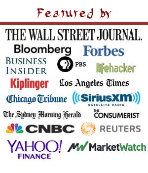 Financial Samurai featured in many major media publications