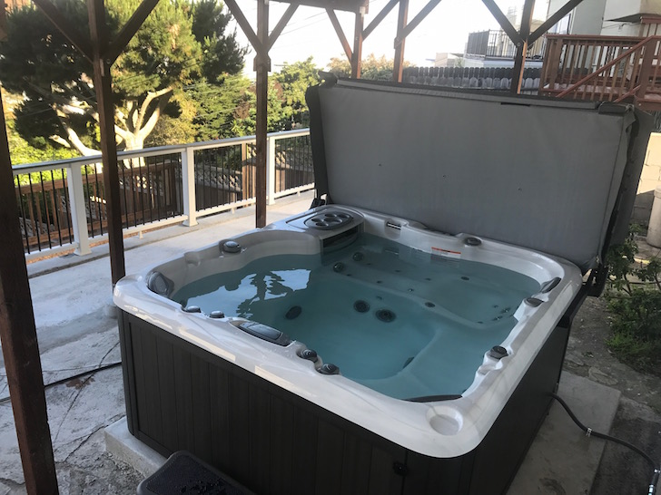 Best hot tub in the world