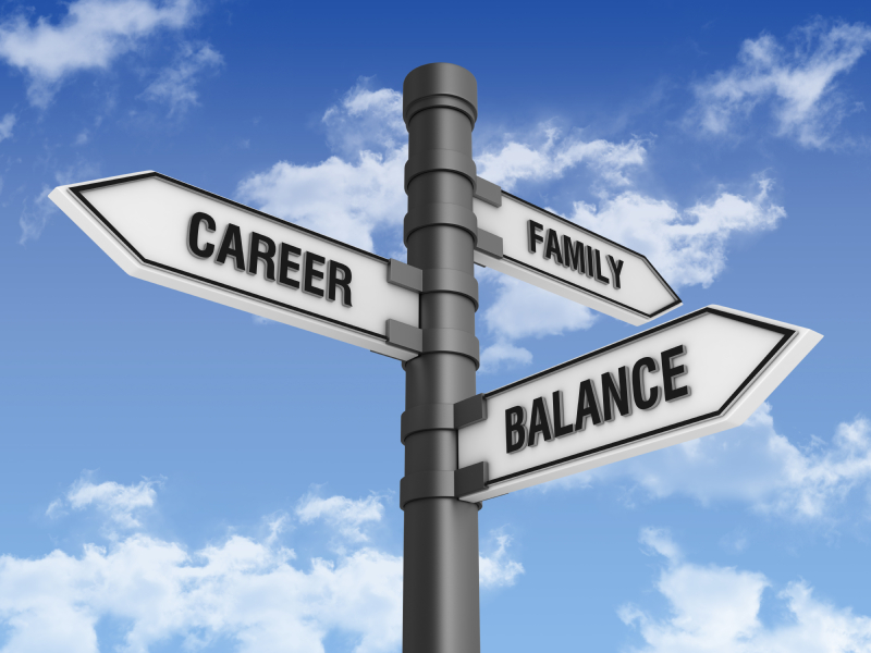 Career Or Family? You Only Need To Give Up 2 - 5 Years Of