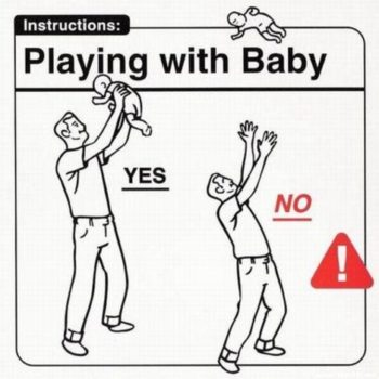 Good parenting instructions