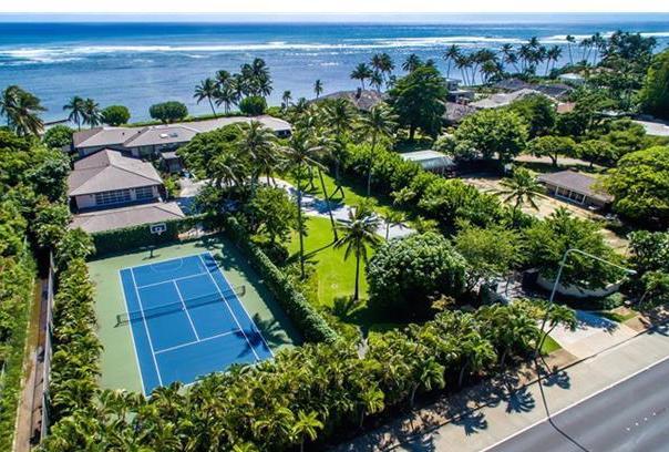 Financial Samurai beach home Hawaii
