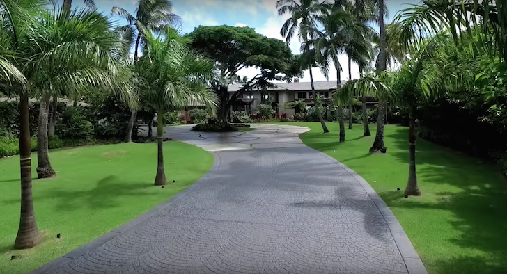 What it's like living in a mega-mansion